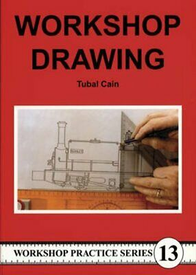 Workshop Drawing By Tubal Cain 9781854861825 | Brand New | Free UK Shipping • 8.57£