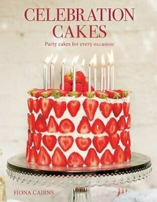 £10.97 • Buy Celebration Cakes Party Cakes For Every Occassion By Fiona Cairns 9781787130364