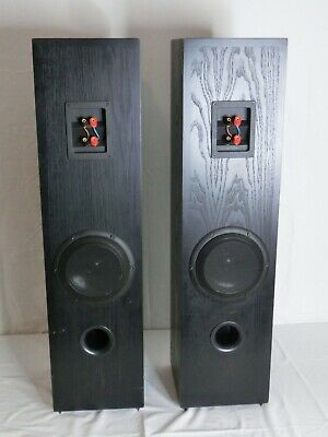 JPW  SS 553 Rare Speakers With Rear Subwoofer • 120£