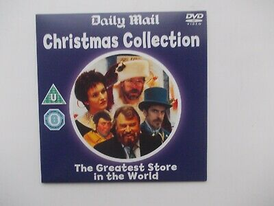 The Greatest Store In The World (DVD) Daily Mail Promo Brian Blessed Sean Hughes • 29.99£