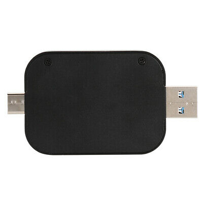 $ CDN21.60 • Buy Type-C USB3.0 Card Reader Portable XQD Card Reader Hub 500MB/s Fast Transfer