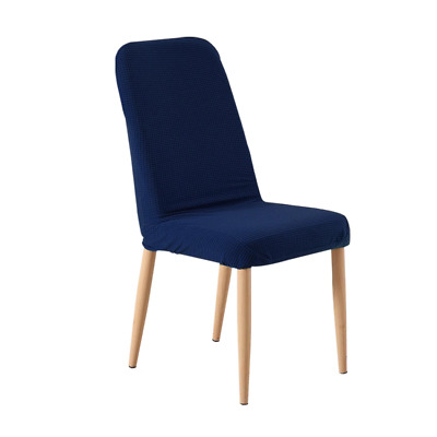 AU19.45 • Buy 2x Dining Chair Covers Spandex Cover Removable Slipcover Banquet Party Navy