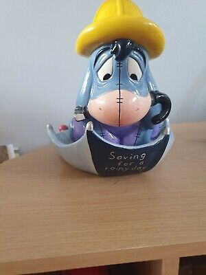 Eeyore Money Box • 5£