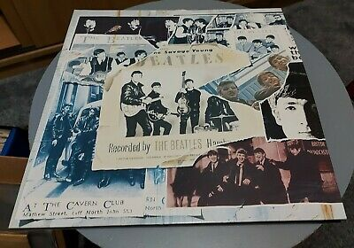 The Beatles Anthology 1 First Press  Unplayed Triple Vinyl Album Stunning !!! • 9.99£