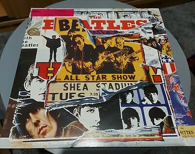 The Beatles Anthology 2 1st Press  Unplayed Triple Vinyl Album Stunning !!!! • 9.99£