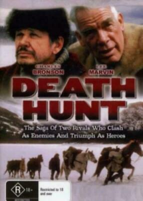 Death Hunt (Charles Bronson)   (DVD) UK Compatible • 9.99£