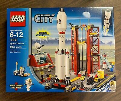 £117.49 • Buy LEGO 3368 CITY - SPACE CENTRE - New In Sealed Box