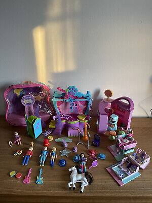 Vintage Polly Pocket Figures Bundle • 20£