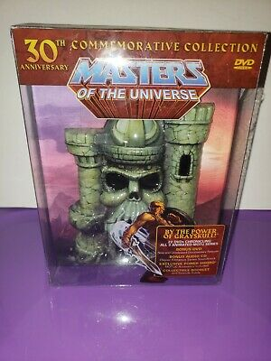$233.05 • Buy Masters Of The Universe: 30th Anniversary Commemorative Collection (DVD, 2012, …