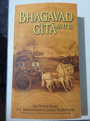 AU11.99 • Buy Bhagavad Gita As It Is Brand New