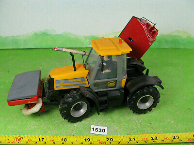 Vintage Britains Toys Diecast Farm Tractor Jcb Fasttrac 1135 Model 1530 • 15£