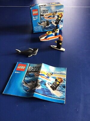 Lego City Surfer Rescue 60011 • 2£