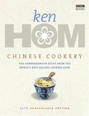 Chinese Cookery-Ken Hom, 9781846076053 • 12.58£