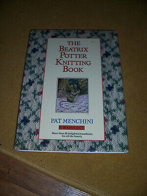 The Beatrix Potter Knitting Book • 4.99£