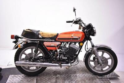 1976 Yamaha RD400C Unregistered US Import Barn Find Classic Restoration Project • 2,350£