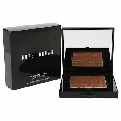 Highlighting Powder - Bronze Glow By Bobbi Brown For Women - 0.28 Oz Highlighter • 33.05£