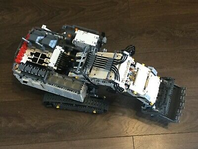 Lego Technic Liebherr R 9800 Excavator Set 4108 Pieces (42100) With New Battery' • 125£