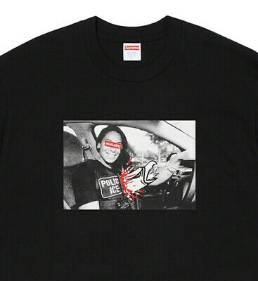 $ CDN88.02 • Buy Supreme Antihero Ice Tee (black) (large) Fw20 L/s Box Logo Futura Mo Wax Balcony