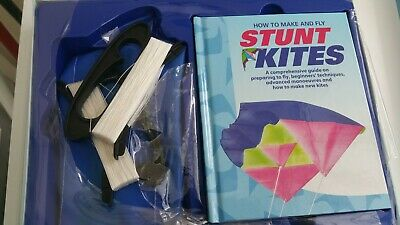 How To Make And Fly Stunt  Kites Boxed Open Set Looks New Vintage • 1.99£
