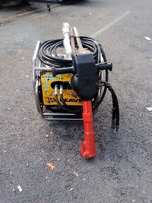 Breaker Pack Jcb Petrol Hydraulic With Breaker And Tools • 750£