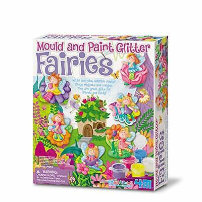4M Mould And Paint Glitter Fairy (Fairy) • 22.03£