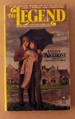 The Legend, Anthony, Evelyn, Used; Good Book • 3.29£