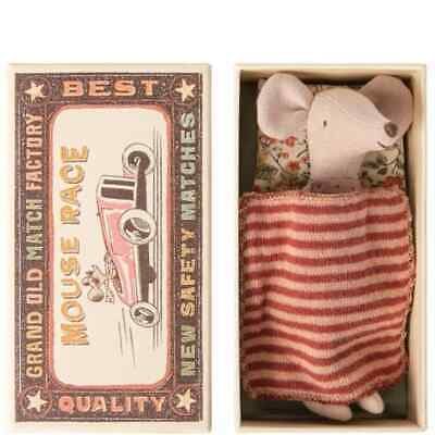 Maileg Mice Big Sister Mouse In Matchbox - BRAND NEW • 22£