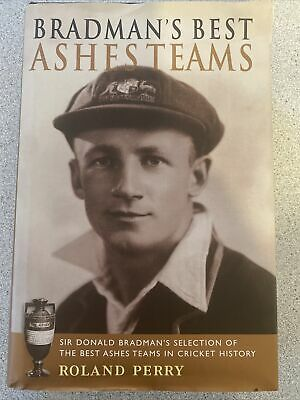 AU12.50 • Buy Bradman's Best Ashes Teams By Roland Perry (Hardcover, 2003)