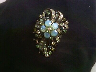 Costume Brooch From River Island, Costume Jewellery • 5.99£