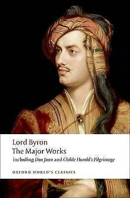 Lord Byron - The Major Works By Lord George Gordon Byron (Paperback, 2010) • 4.70£