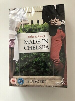 Made In Chelsea Box Set - Brand New - Series 1, 2 & 3 • 4.99£