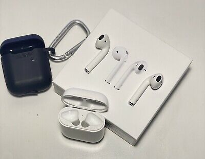 AU105.50 • Buy Apple Airpods 2nd Generation A2032 With Charging Case Used, Near New Condition