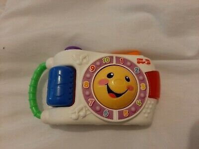Fisher Price Laugh & Learn Camera • 2.20£