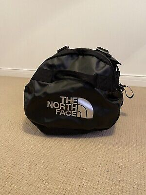 The North Face TNF Black Base Camp Duffel / Duffle Bag,  Large 95 Litres • 28£