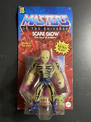 $23 • Buy New MOTU Origins Masters Of The Universe Mattel Scare Glow In The Dark GITD 2020