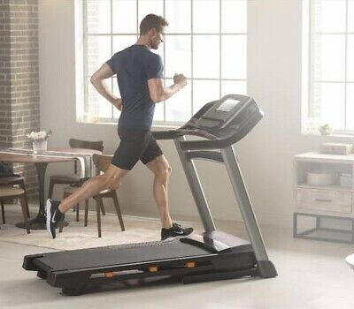 AU2200 • Buy Nordictrack S50 Treadmill With IFit And Huge LCD Touchscreen