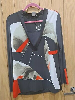 Captain Tortue Graphic Print Tunic Size 38/10 RRP £69 • 12.30£