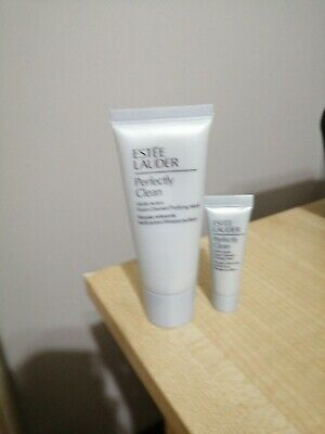 Estee Lauder Perfectly Clean Foam Cleanser / Purifying Mask • 3.50£
