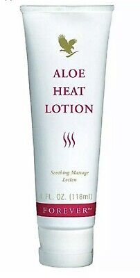 £14.99 • Buy FOREVER LIVING New Original Aloe Heat  Soothing Massage Lotion 118/ml