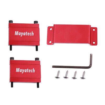 Red RC Aero-model Engine Test Bench Workstation For Mayatech 130x45x52mm • 20.43£