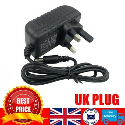DC 12V 2A AC Power Supply Transformer Adapter Converter Wall Charge Adapter UK • 4.79£