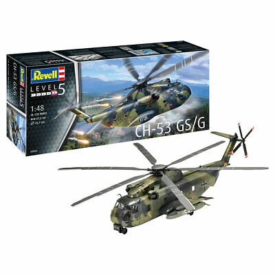 £25.95 • Buy Revell 03856 CH-53 GS/G Helicopter 1:48 Plastic Model Helicopter Kit