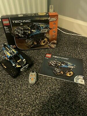 Lego Technic Remote-Controlled Stunt Racer Set (42095) • 21£