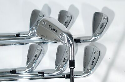 AU755.61 • Buy New Honma Tour World Tw-x Irons Iron Set 4-10 Steel Nippon Modus3 105 Stiff Flex