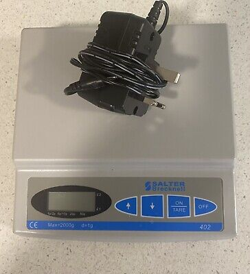 Salter Brecknell 402 Coin Weighing Scales • 14.90£