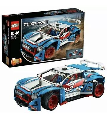 LEGO Technic Rally Car (2in1 Buggy) 1005 Pieces Set (42077). Used. Original Box • 16£