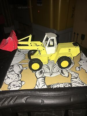 JCB 418 ARTICULATED LOADER Diecast Model NZG142 Scale 1:35 RARE • 8.50£