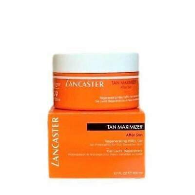 Lancaster Tan Maximizer After Sun Regenerating Milky Gel 200ml • 14.99£