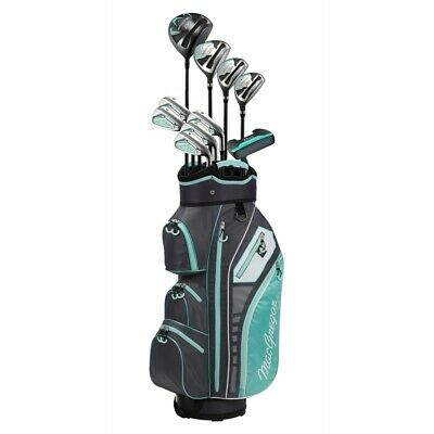 AU473.56 • Buy MacGregor Golf DCT3000 Premium Ladies Petite Golf Set, All Graphite, Right Hand