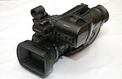 Sony PMW-EX3 XDCAM EX  Full HD 3-CMOS Camcorder With Interchangeable Lens, • 1,650£